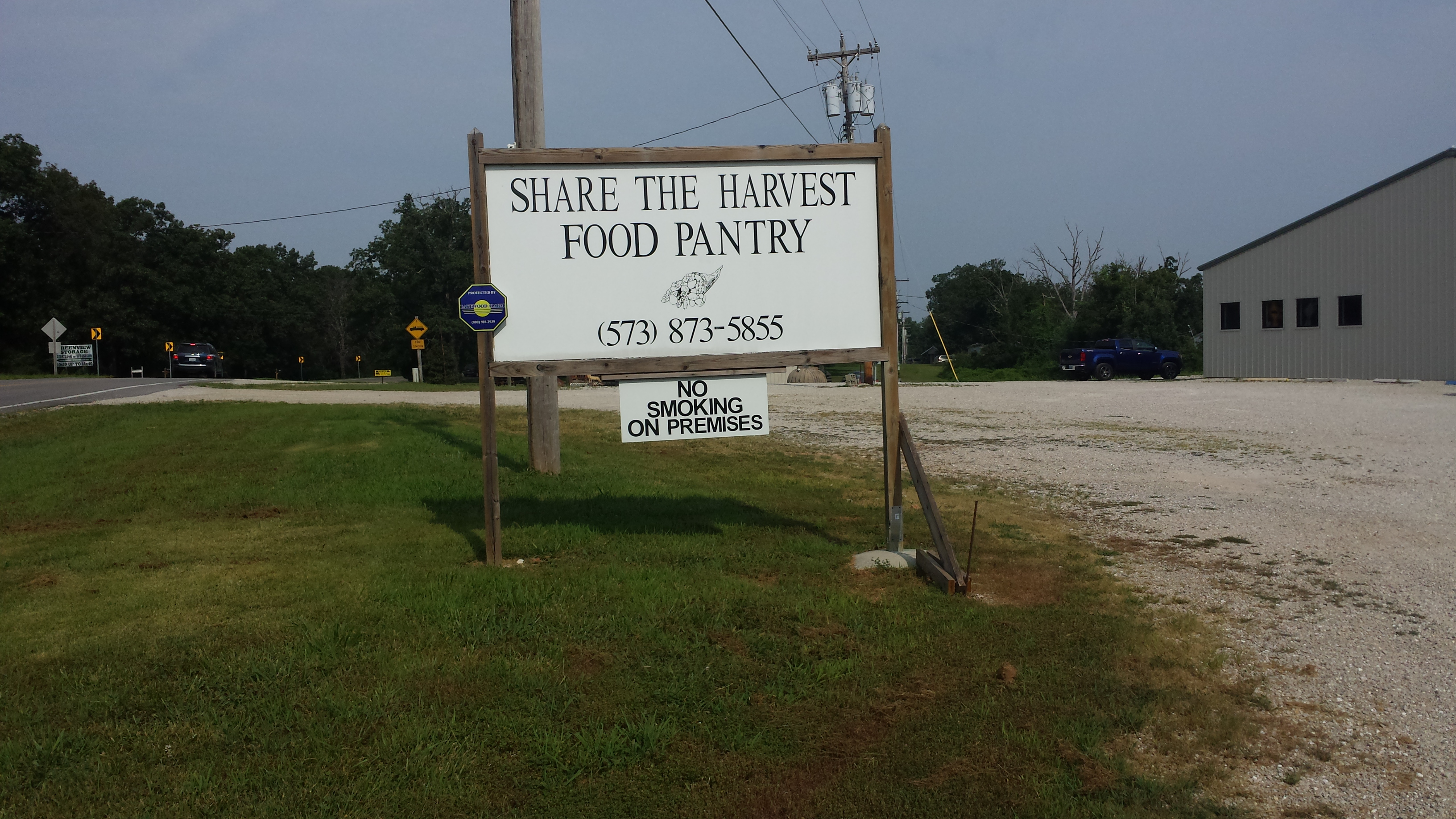 About Share the HarvestShare the Harvest