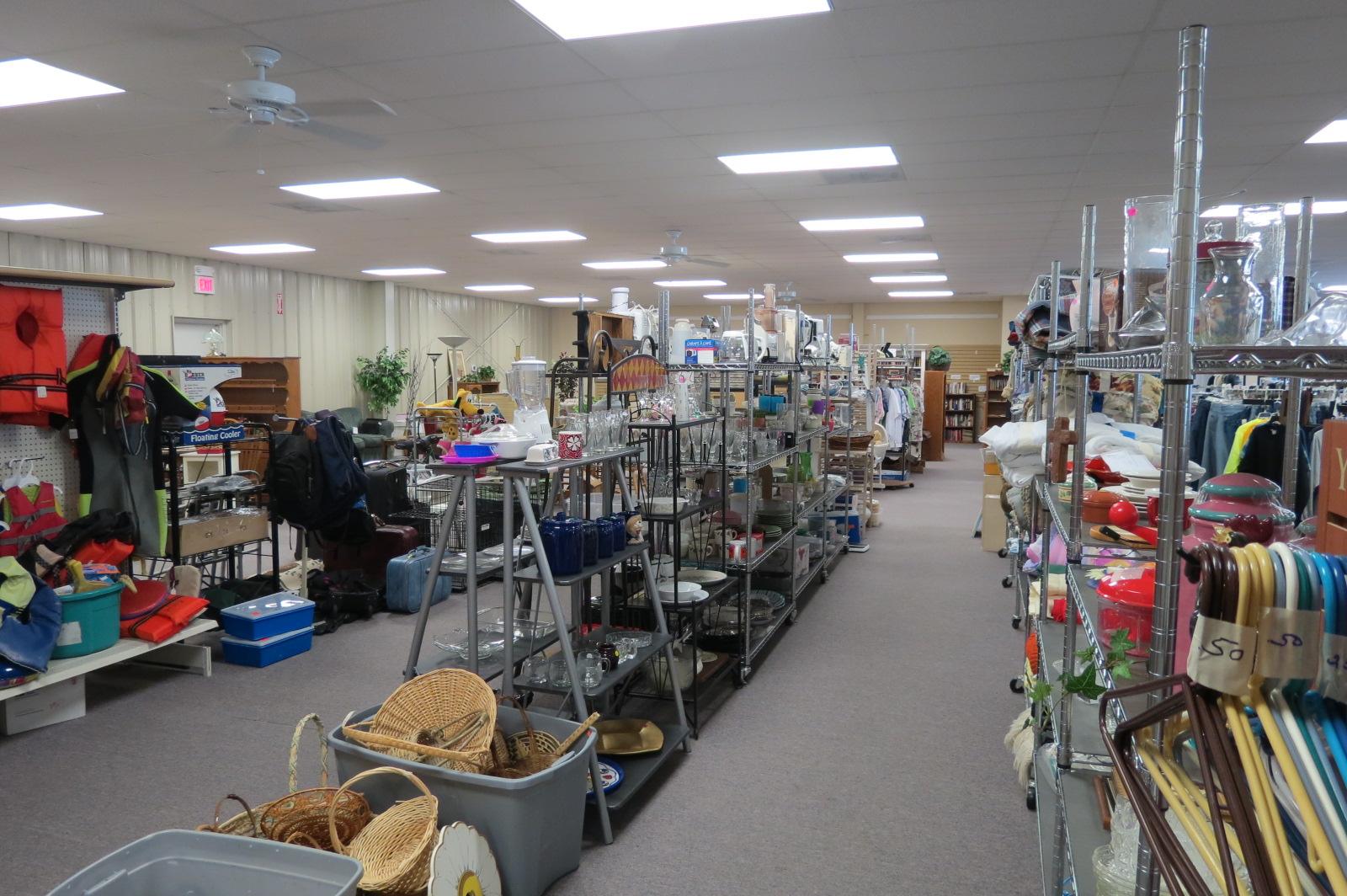 187 Thrift Storeshare The Harvest
