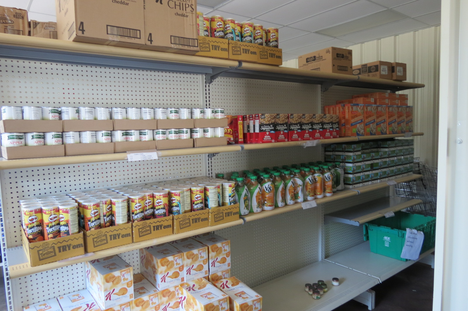 Share the Harvest » Lake of the Ozarks Food Pantry
