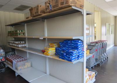 foodpantry shelves